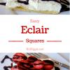 Eclair Squares...