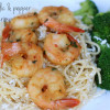 Spicy Garlic Pepper Shrimp