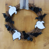 Make a spooky Halloween Wreath