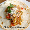 Chile Verde Burrito (the recipe)
