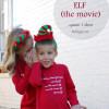 Elf (the movie) inspired t-shirt