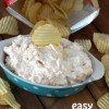 Shrimp dip (easy appetizer)