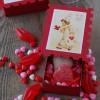 Vintage Valentine Postcard (free printable)