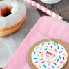 It's a Donut Party! (free printables)