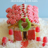 Tips for Gingerbread House making