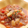 Vegetable Steak Soup