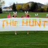Make an Easter Egg Hunt break through banner