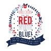 110+ Red, white and blue ideas in one place