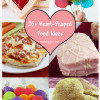 25+ Heart-Shaped Food Ideas