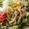 Bajio's Green Chicken Chili Salad