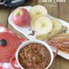 The best crock pot spiced apple baked beans