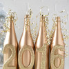 Easy New Year's Eve DIY decor