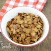 The Best Roasted Pumpkin Seeds