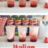 DIY Italian Soda Bar