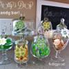 St Patrick's Day {candy bar}
