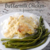 Buttermilk chicken recipe (a family favorite)