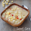 Sweet corn and pepper chowder