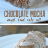 Chocolate Mocha Angel Food Cake