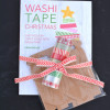 Washi Tape Christmas: The Book