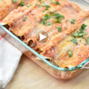 Crock Pot Sweet Pork Enchiladas
