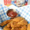 Captain Crunch Chicken Strips