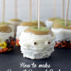 Gourmet Caramel Apples for less