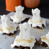 S'mores Peeps Brownies
