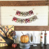 DIY Give Thanks printable banner