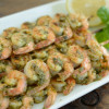 Pesto Shrimp Skewers