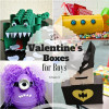 25+ Valentine Boxes for Boys