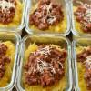 Spaghetti Squash Spaghetti Meal Prep