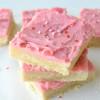 Sugar Cookie Bars - Swig Style
