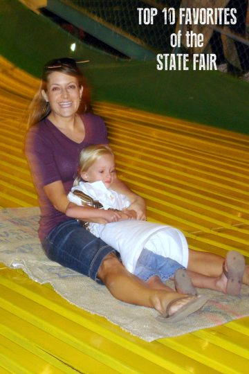 Top Ten Favorites of the State Fair