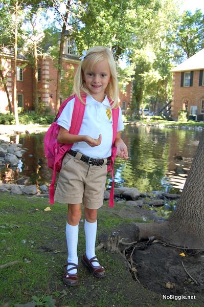 Avery back to school kindergarten | NoBiggie.net