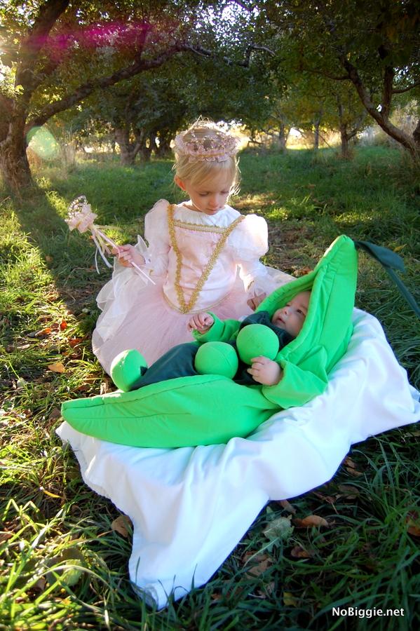The Princess and The Pea | Halloween 2008
