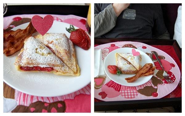 stuffed french toast NoBiggie.net #recipe