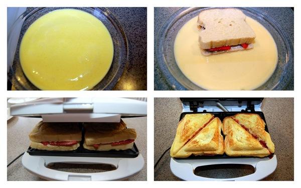 stuffed french toast NoBiggie.net #recipe 1