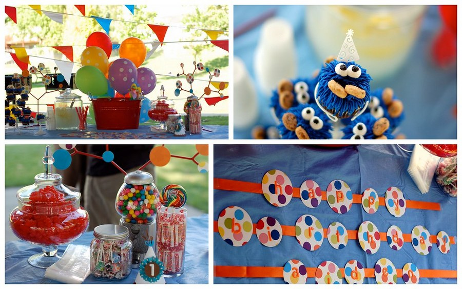 one year old birthday party
