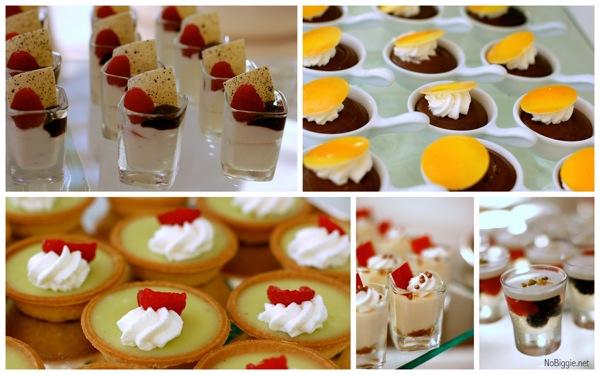 mini desserts | NoBiggie.net