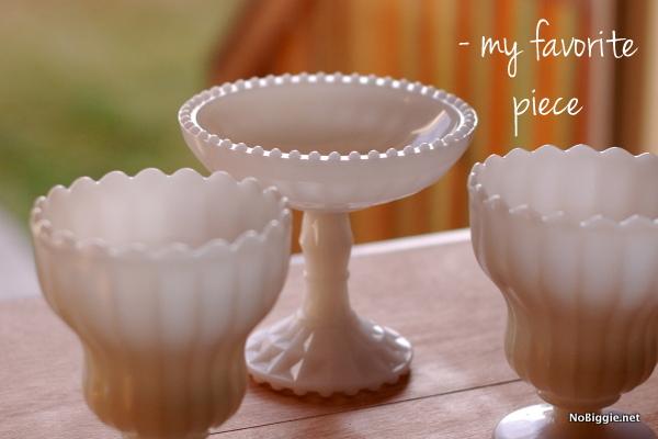 collecting milk glass | NoBiggie.net