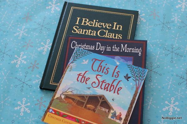 Christmas Books for kids - NoBiggie.net