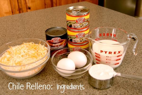 chile relleno casserole | NoBiggie.net