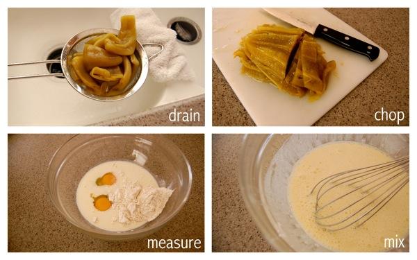 ingredients for chile relleno casserole | NoBiggie.net