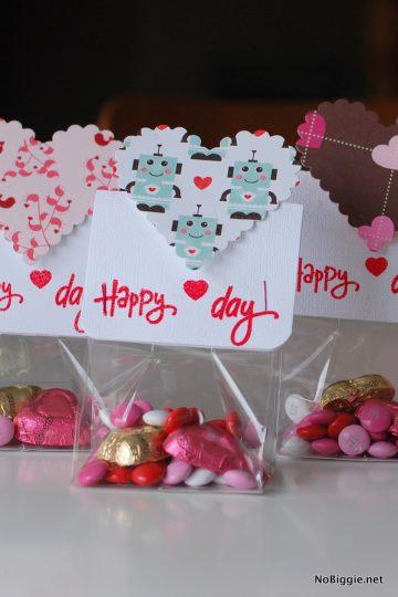 Making Valentines