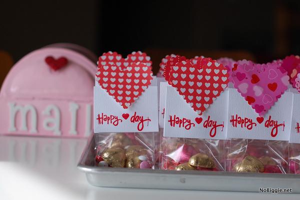 homemade valentines - NoBiggie.net