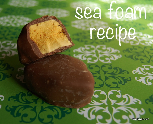 Sea Foam Candy Recipe