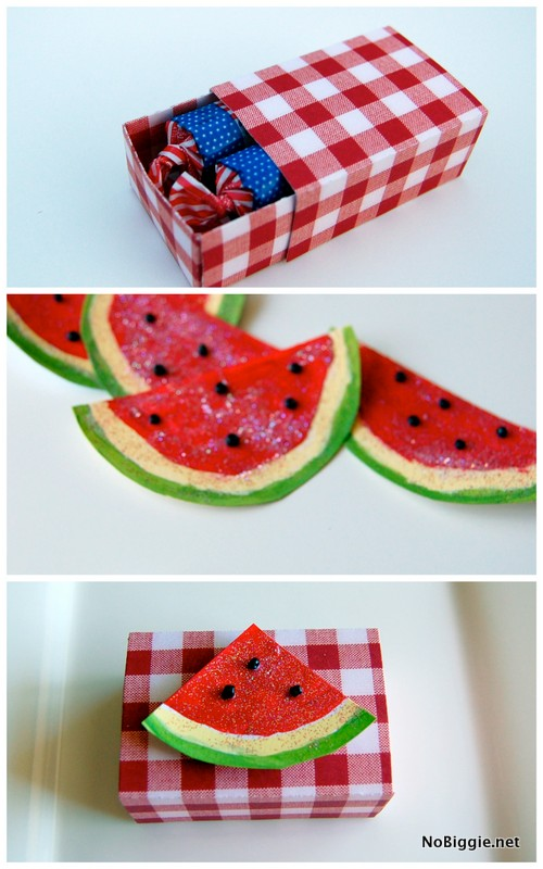 Summer picnic party favors | NoBiggie.net