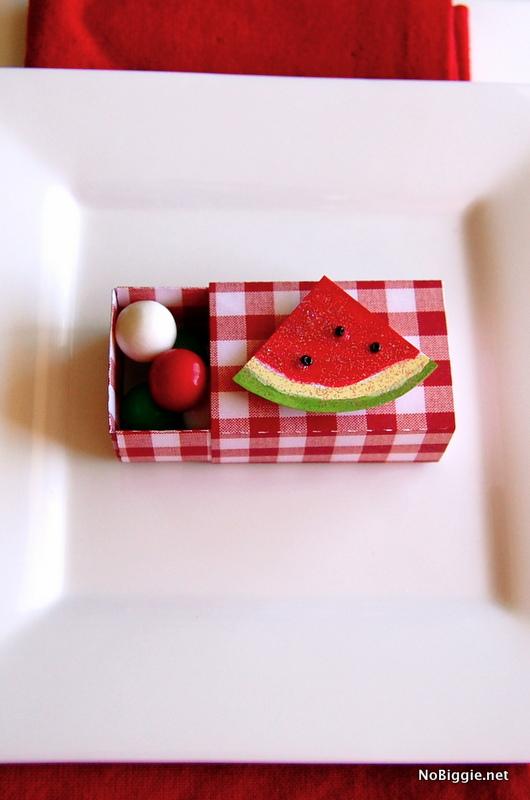 Summer picnic party treats | NoBiggie.net