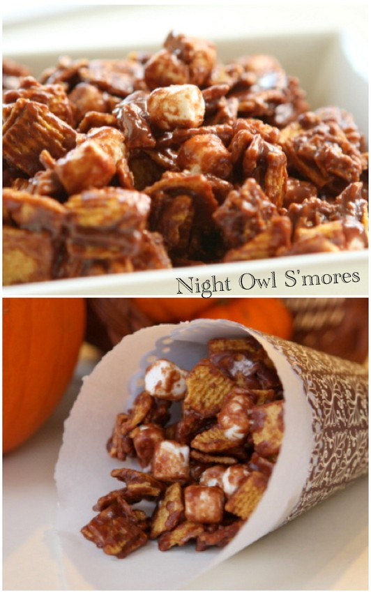 Night Owl S'mores