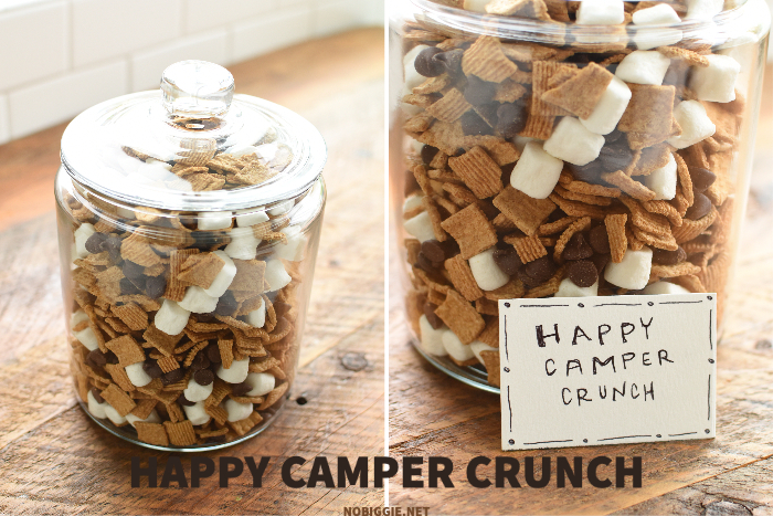 happy camper crunch | NoBiggie.net